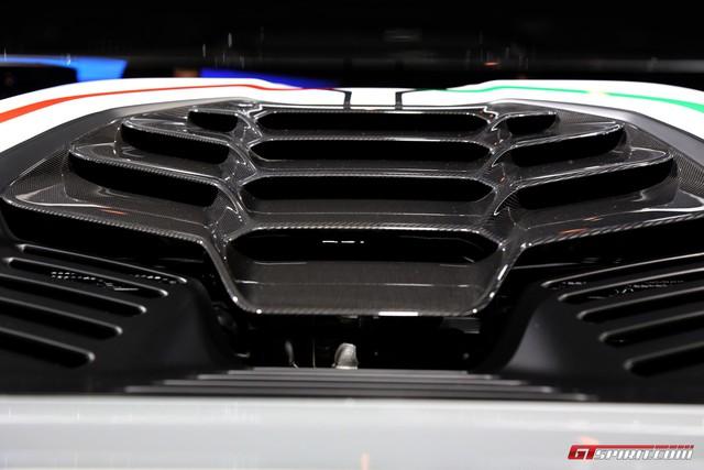 Italdesign Zerouno - Em song sinh không cùng trứng của Lamborghini Huracan LP610-4 - Ảnh 9.