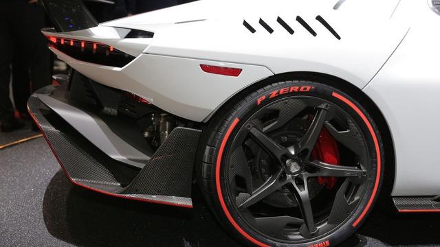 Italdesign Zerouno - Em song sinh không cùng trứng của Lamborghini Huracan LP610-4 - Ảnh 11.