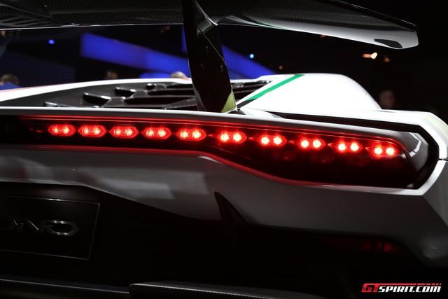 Italdesign Zerouno - Em song sinh không cùng trứng của Lamborghini Huracan LP610-4 - Ảnh 16.