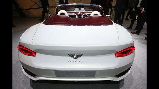 Bentley EXP 12 Speed 6e - Xe mui trần sang trọng và độc đáo - Ảnh 8.