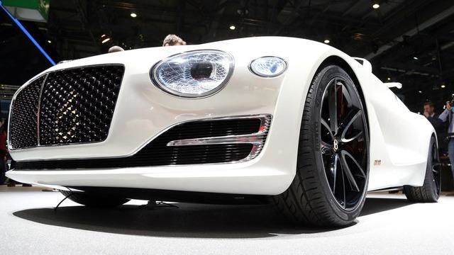 Bentley EXP 12 Speed 6e - Xe mui trần sang trọng và độc đáo - Ảnh 16.