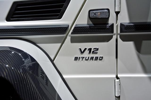 Soi kỹ SUV nhà giàu Mercedes-Maybach G650 Landaulet ngoài đời thực - Ảnh 5.
