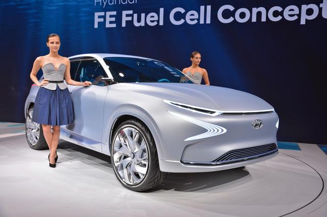 Đây là hình ảnh xem trước cho mẫu SUV xanh tương lai của Hyundai - Ảnh 2.