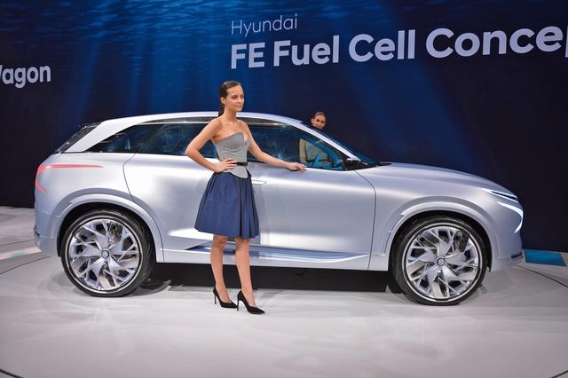 Đây là hình ảnh xem trước cho mẫu SUV xanh tương lai của Hyundai - Ảnh 3.