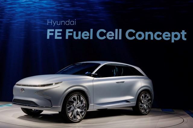 Đây là hình ảnh xem trước cho mẫu SUV xanh tương lai của Hyundai - Ảnh 4.