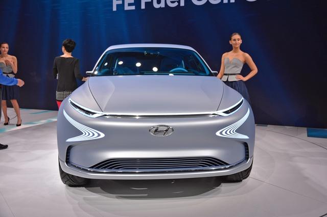 Đây là hình ảnh xem trước cho mẫu SUV xanh tương lai của Hyundai - Ảnh 6.