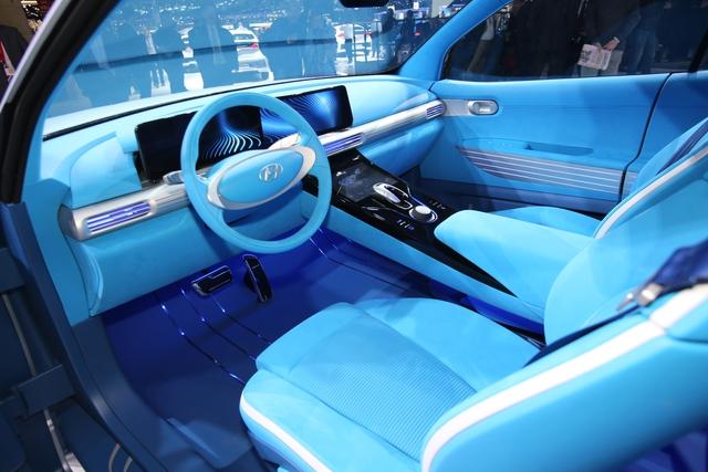 Đây là hình ảnh xem trước cho mẫu SUV xanh tương lai của Hyundai - Ảnh 9.