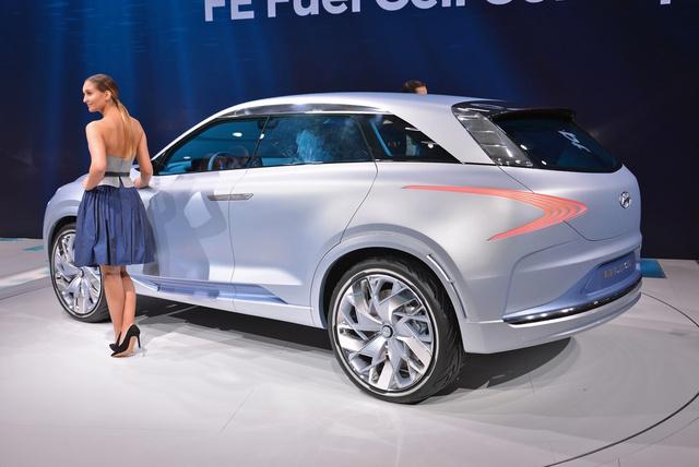 Đây là hình ảnh xem trước cho mẫu SUV xanh tương lai của Hyundai - Ảnh 12.