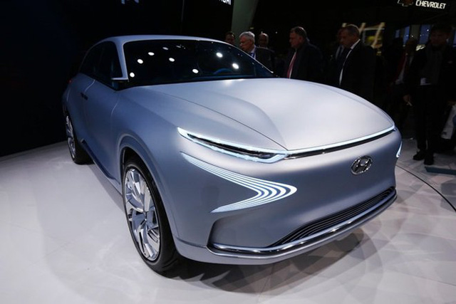 Đây là hình ảnh xem trước cho mẫu SUV xanh tương lai của Hyundai - Ảnh 13.
