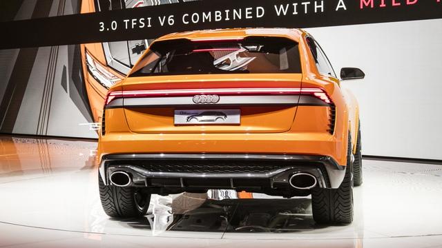 Audi Q8 sport - SUV hạng sang cỡ lớn đậm chất thể thao - Ảnh 7.