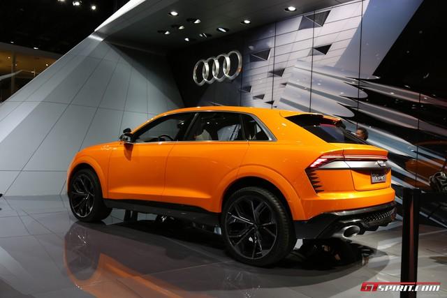 Audi Q8 sport - SUV hạng sang cỡ lớn đậm chất thể thao - Ảnh 10.