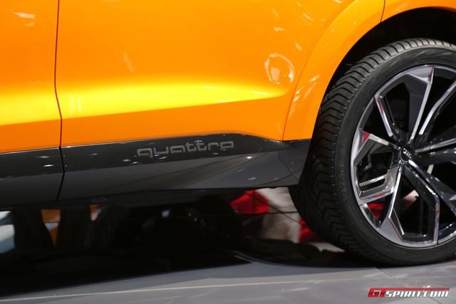 Audi Q8 sport - SUV hạng sang cỡ lớn đậm chất thể thao - Ảnh 11.