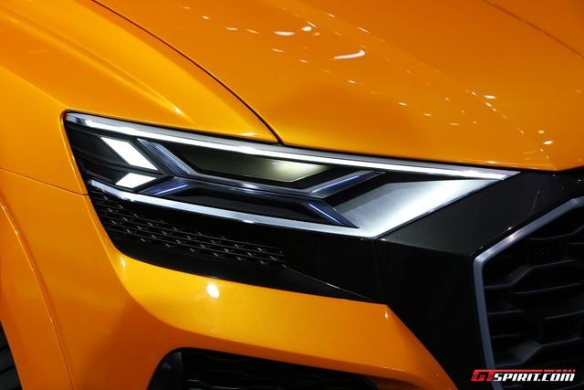 Audi Q8 sport - SUV hạng sang cỡ lớn đậm chất thể thao - Ảnh 12.