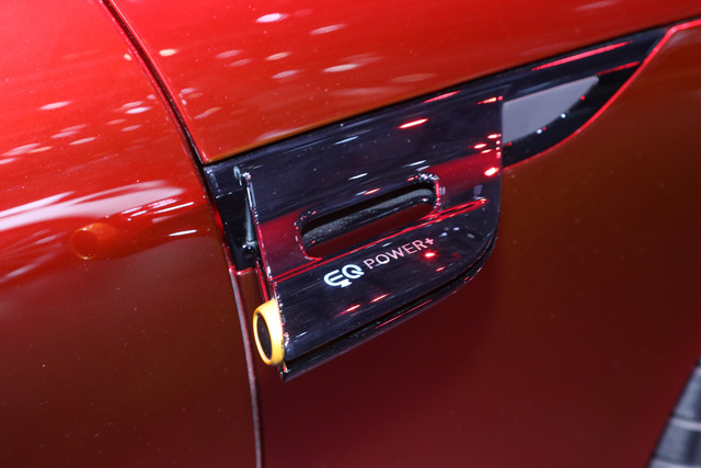 Mục sở thị vẻ đẹp của coupe 4 cửa hạng sang Mercedes-AMG GT Concept - Ảnh 9.