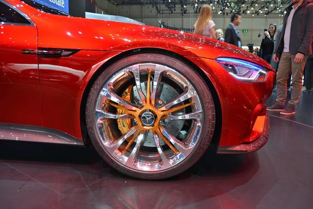 Mục sở thị vẻ đẹp của coupe 4 cửa hạng sang Mercedes-AMG GT Concept - Ảnh 11.