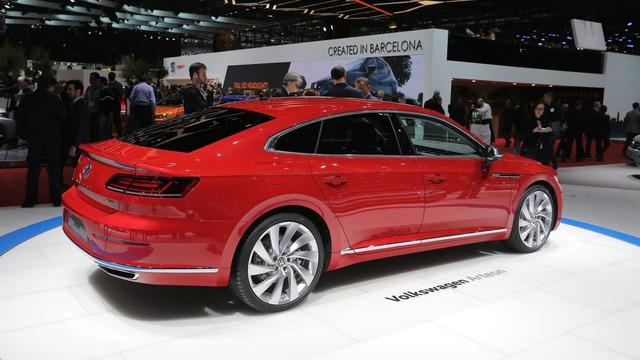 Arteon - Xe đầu bảng hoàn toàn mới của Volkswagen - Ảnh 3.