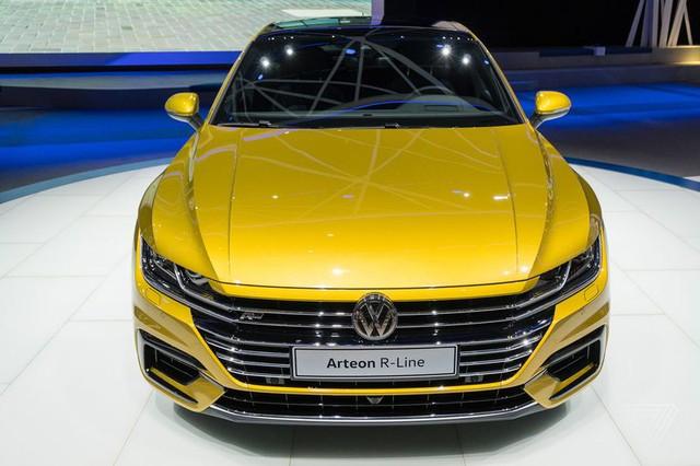 Arteon - Xe đầu bảng hoàn toàn mới của Volkswagen - Ảnh 4.
