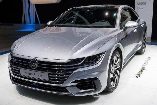 Arteon - Xe đầu bảng hoàn toàn mới của Volkswagen - Ảnh 5.