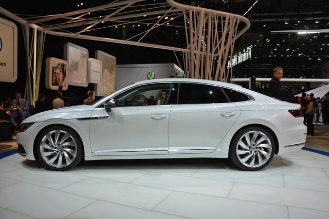Arteon - Xe đầu bảng hoàn toàn mới của Volkswagen - Ảnh 6.