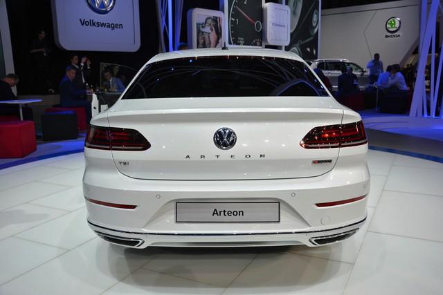 Arteon - Xe đầu bảng hoàn toàn mới của Volkswagen - Ảnh 7.