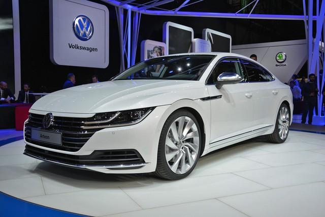 Arteon - Xe đầu bảng hoàn toàn mới của Volkswagen - Ảnh 9.