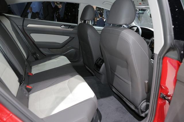 Arteon - Xe đầu bảng hoàn toàn mới của Volkswagen - Ảnh 10.