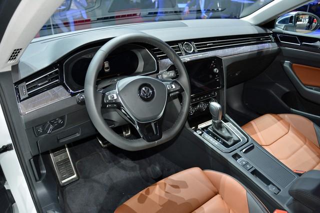 Arteon - Xe đầu bảng hoàn toàn mới của Volkswagen - Ảnh 11.