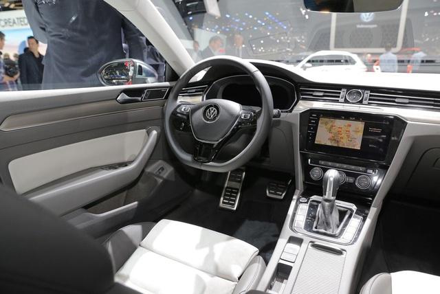 Arteon - Xe đầu bảng hoàn toàn mới của Volkswagen - Ảnh 12.