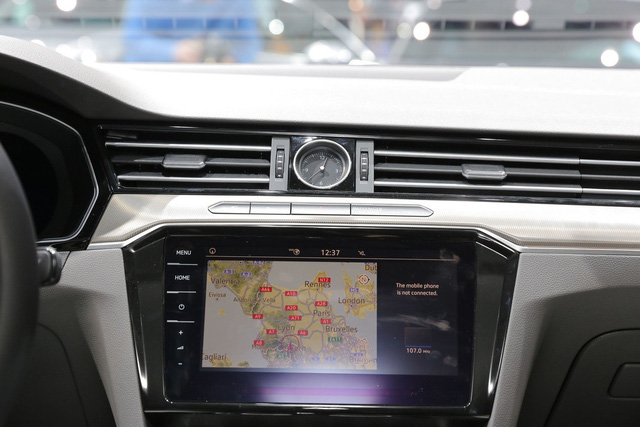 Arteon - Xe đầu bảng hoàn toàn mới của Volkswagen - Ảnh 13.