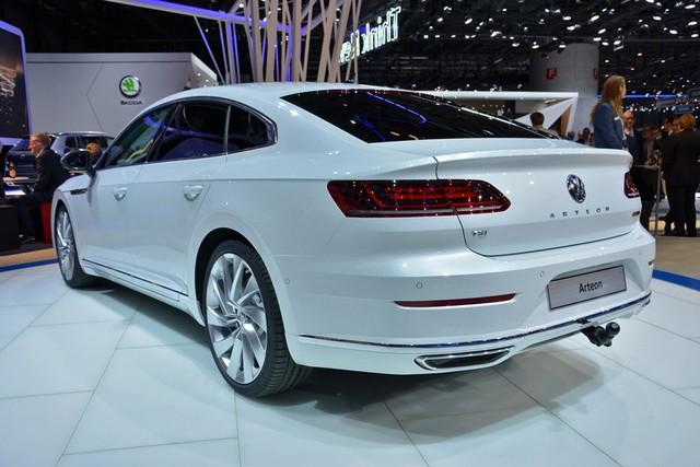 Arteon - Xe đầu bảng hoàn toàn mới của Volkswagen - Ảnh 16.