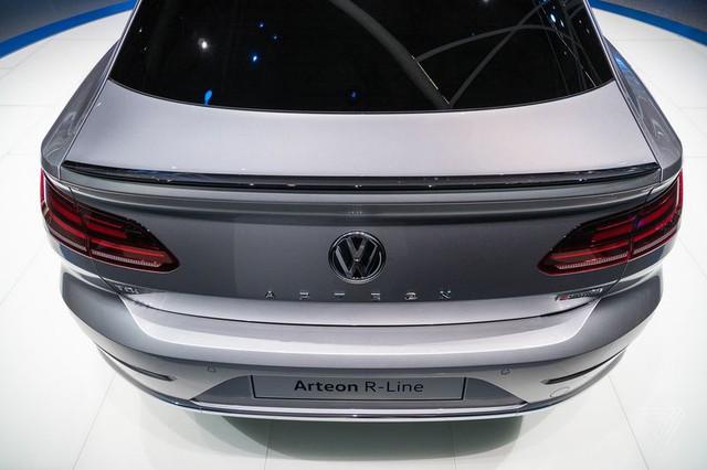 Arteon - Xe đầu bảng hoàn toàn mới của Volkswagen - Ảnh 17.