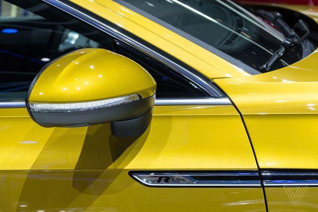Arteon - Xe đầu bảng hoàn toàn mới của Volkswagen - Ảnh 18.