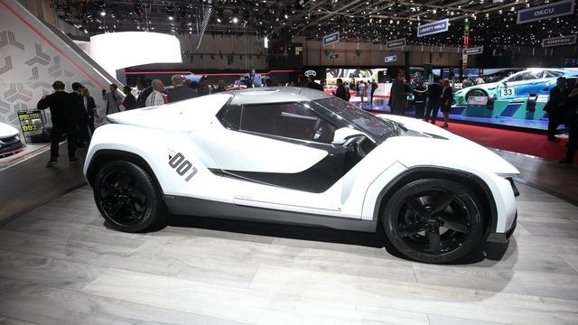 Tamo Racemo - Ô tô thể thao của người Ấn Độ - Ảnh 3.