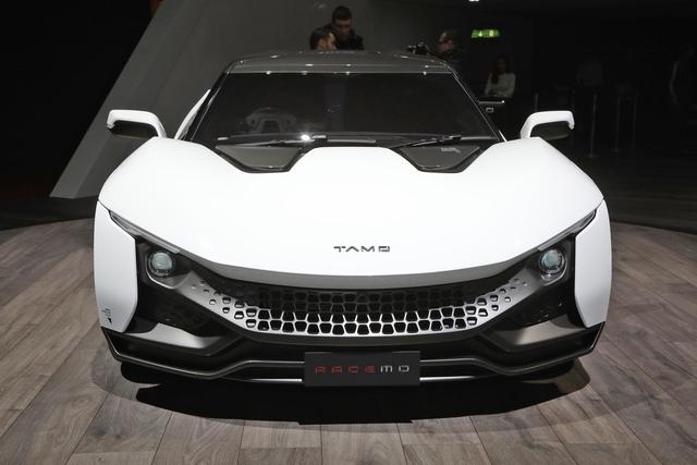 Tamo Racemo - Ô tô thể thao của người Ấn Độ - Ảnh 10.
