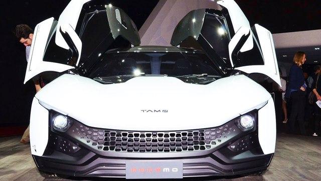 Tamo Racemo - Ô tô thể thao của người Ấn Độ - Ảnh 13.