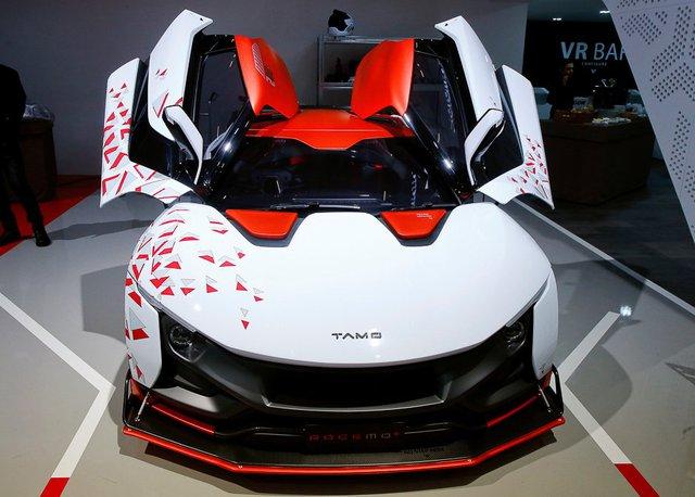 Tamo Racemo - Ô tô thể thao của người Ấn Độ - Ảnh 15.