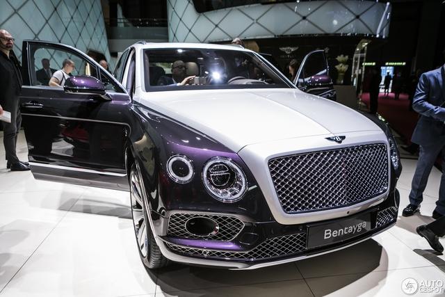 Cận cảnh SUV nhà giàu Bentley Bentayga Mulliner bằng xương, bằng thịt - Ảnh 2.