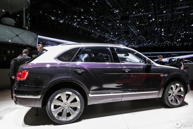 Cận cảnh SUV nhà giàu Bentley Bentayga Mulliner bằng xương, bằng thịt - Ảnh 12.