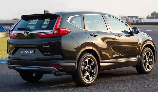 Honda CR-V 2017 phiên bản Đông Nam Á có nhiều điểm khác xe ở Mỹ - Ảnh 12.