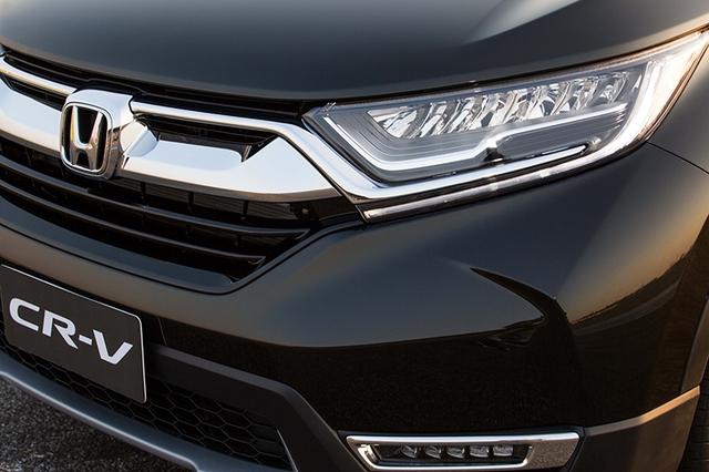 Honda CR-V 2017 phiên bản Đông Nam Á có nhiều điểm khác xe ở Mỹ - Ảnh 3.