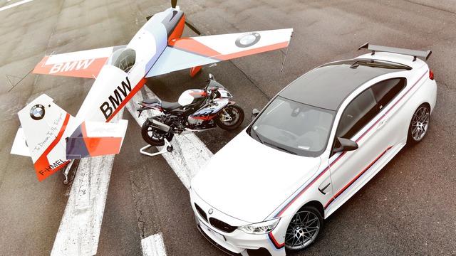 Mua BMW M4 đặc biệt được cho không siêu mô tô S1000RR 2017 và đồng hồ đeo tay - Ảnh 17.