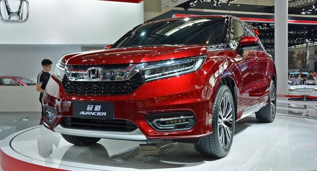 SUV lai Coupe Honda UR-V chính thức được bán ra, giá từ 814 triệu Đồng - Ảnh 2.