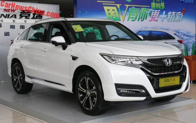 SUV lai Coupe Honda UR-V chính thức được bán ra, giá từ 814 triệu Đồng - Ảnh 16.