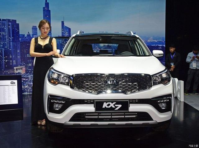 Kia KX7 - xe ra đời từ Sorento - trình làng với giá 593 triệu Đồng - Ảnh 2.