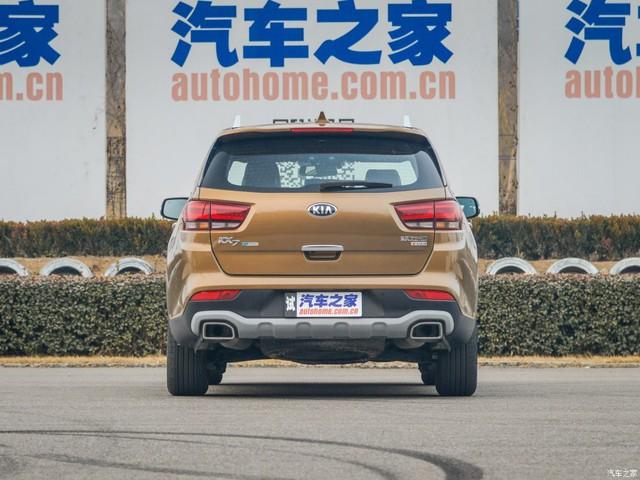 Kia KX7 - xe ra đời từ Sorento - trình làng với giá 593 triệu Đồng - Ảnh 4.