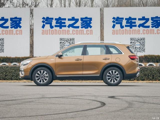 Kia KX7 - xe ra đời từ Sorento - trình làng với giá 593 triệu Đồng - Ảnh 5.
