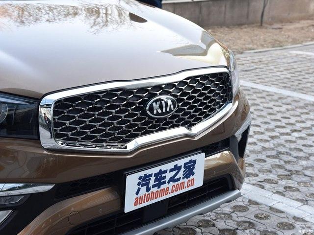 Kia KX7 - xe ra đời từ Sorento - trình làng với giá 593 triệu Đồng - Ảnh 6.