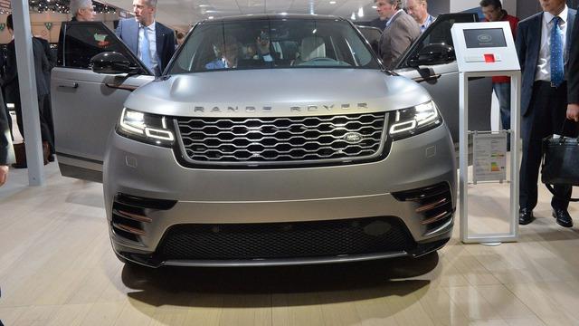 Chi tiết phiên bản đặc biệt đầu tiên của SUV hạng sang Range Rover Velar - Ảnh 2.