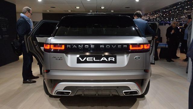 Chi tiết phiên bản đặc biệt đầu tiên của SUV hạng sang Range Rover Velar - Ảnh 3.