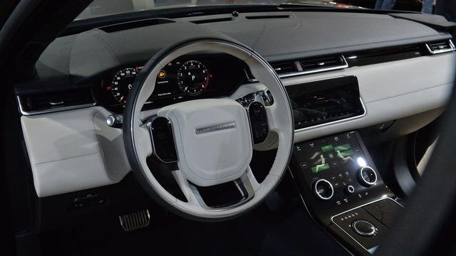 Chi tiết phiên bản đặc biệt đầu tiên của SUV hạng sang Range Rover Velar - Ảnh 6.